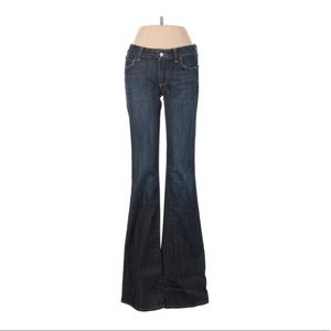 Like New Paige Hollywood Hills Boot Flares